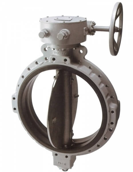 700E/700K/700S Rubber Lined Butterfly Valves Image