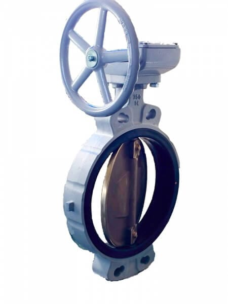 705G Semi Lugged Butterfly Valve Image