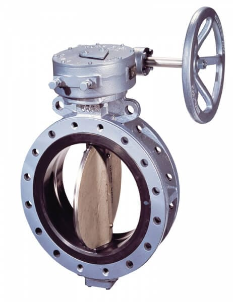 720F/722F Rubber Lined Butterfly Valve Image