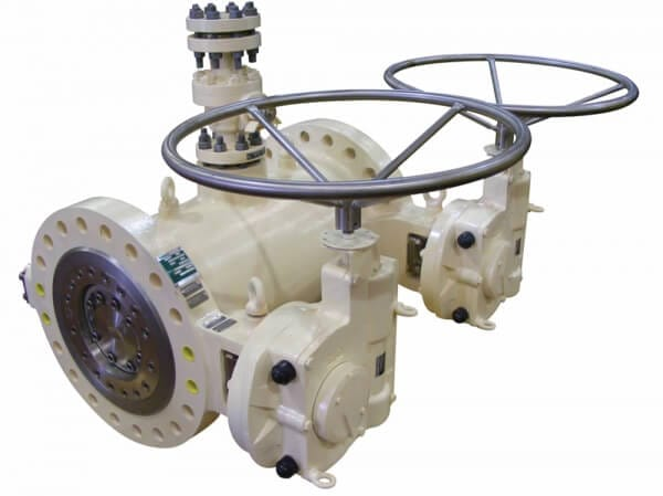Triple Offset Butterfly Valve Option 2 Image